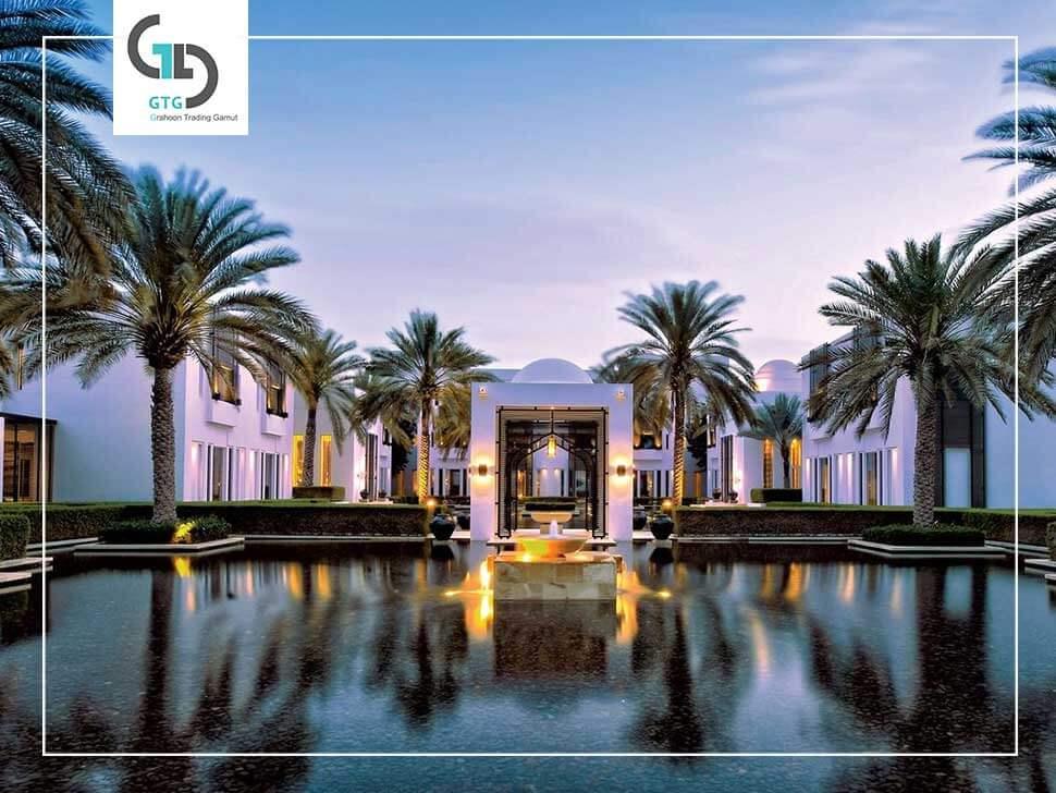 هتل در کشور عمان