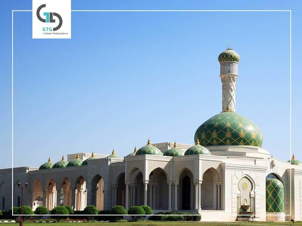 مساجد کشور عمان