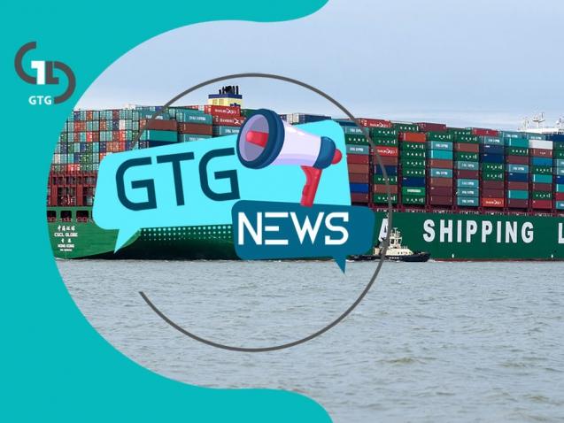 کشتی تجاری چین